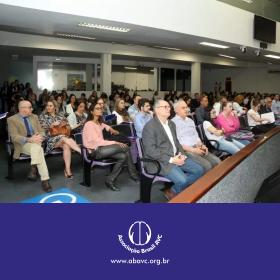 Iniciou em Joinville ontem a Campanha de Combate ao AVC 2017.
