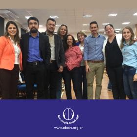 ABAVC participa do I Seminário Estadual de Doenças Cerebrovasculares, em Lages – SC.