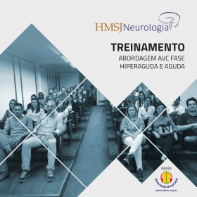 HMSJ Neurologia – Treinamento Abordagem AVC Fase Hiperaguda e Aguda