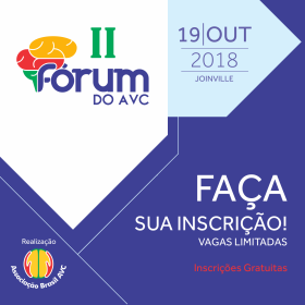 II Fórum do AVC 2018