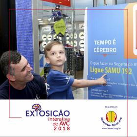 Exposição Interativa Shopping Mueller Joinville