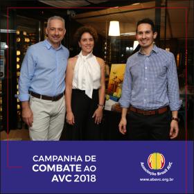 Campanha de combate ao AVC foi lançada ontem em Joinville
