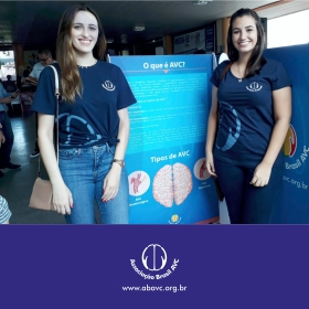ABAVC participou do Mexa-se Mais (Programa da Prefeitura de Joinville) que leva ações de saúde e cidadania, esporte e lazer aos cidadãos.
