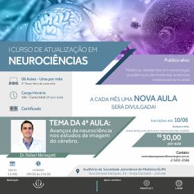4ª Aula do I Curso de Atualização em Neurociências | Início 11/06