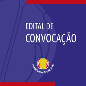 ABAVC – Edital de Convocação 2019