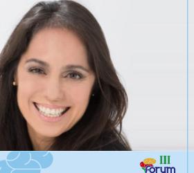 Atriz Claudia Mauro contará experiência familiar no III Fórum do AVC em Joinville