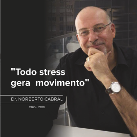 """Todo stress gera movimento"""