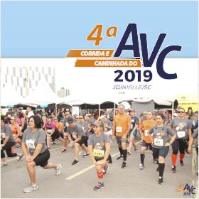 Momentos da 4ª Corrida e Caminhada do AVC 2019