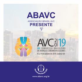 ABAVC presente no XII Congresso Brasileiro de Doenças Cerebrovasculares
