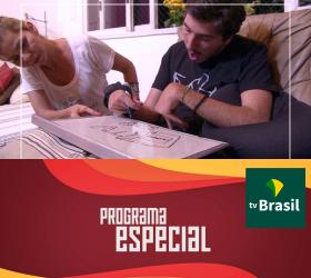 Tv Brasil – Vitor Prudi: Uma história de superação