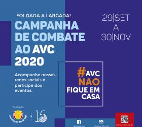 Campanha de Combate ao AVC 2020