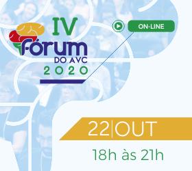 Fórum debaterá os impactos da Covid-19 no AVC