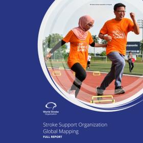 Nossa Associação representada junto a Organização Mundial de AVC, dentre as Associações de Suporte ao AVC.