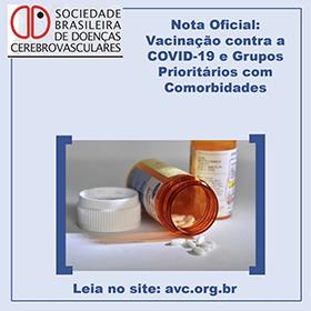 NOTA DE ESCLARECIMENTO – SOCIEDADE BRASILEIRA DE DOENÇAS CEREBROVASCULARES