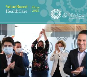 JOINVASC – Programa de Registro de AVC de Joinville ganhou o PRÊMIO MUNDIAL DE VALOR EM SAÚDE (VBHC Prize 2021) e o PRÊMIO COMMUNITY AWARD.