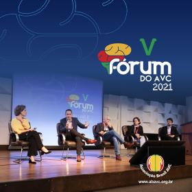 A Associação Brasil AVC agradece a todos os envolvidos na realização do V Fórum do AVC.