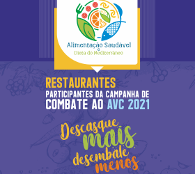 Campanha do Combate ao AVC   Alimentação Saudável